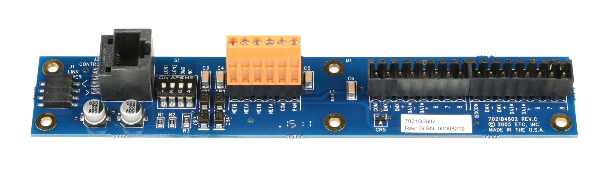 Left I/O PCB For SmartLink
