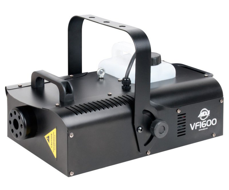 1500W Mobile DMX Fog Machine with Remote