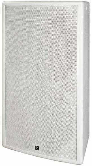 "Install Speaker, 15"" 3-Way, 800 Watts @ 8 Ohms, White"