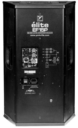 15 Inch, 1200 Watts 2-Way Speaker