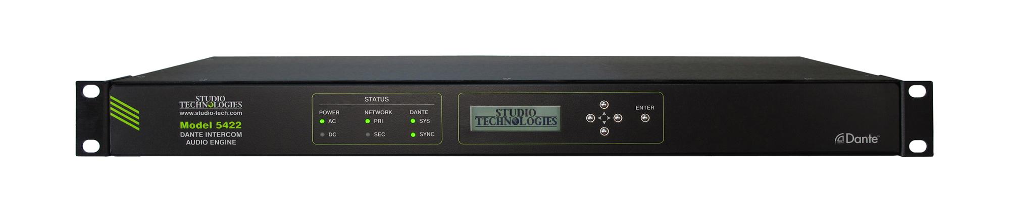 Dante Intercom Audio Engine (Single 32 Output Channel Group)