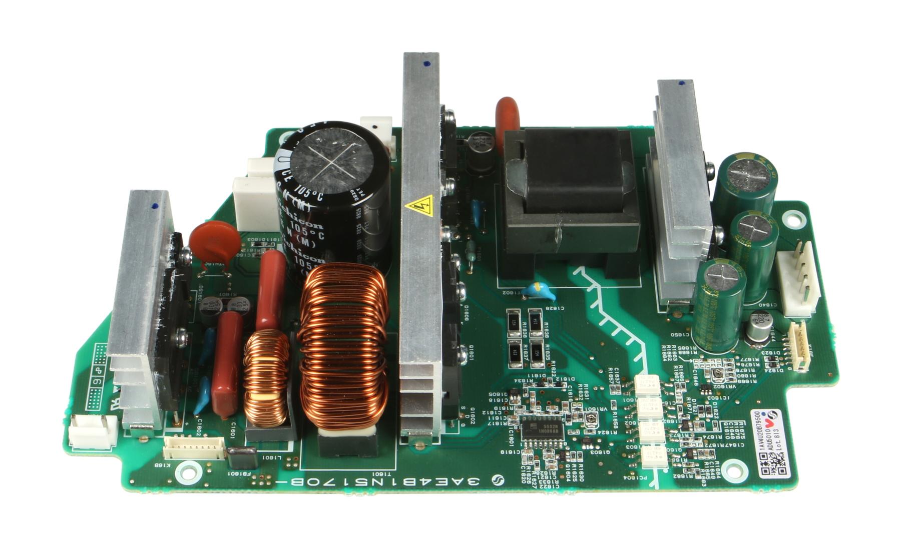 AC2 Power PCB for PLCXF60A
