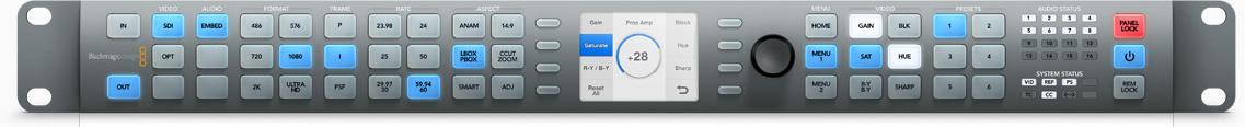 Teranex Express SD/HD/Ultra HD Broadcast Up/Down Converter