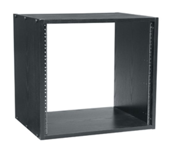 "12-Space 21"" Tall, 18"" Deep Rack"