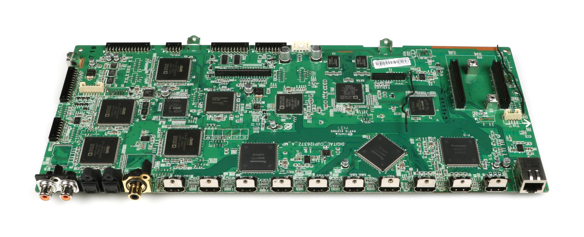 AVR-X4100W Digital PCB
