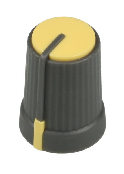Yellow Rotary Knob for EFX8
