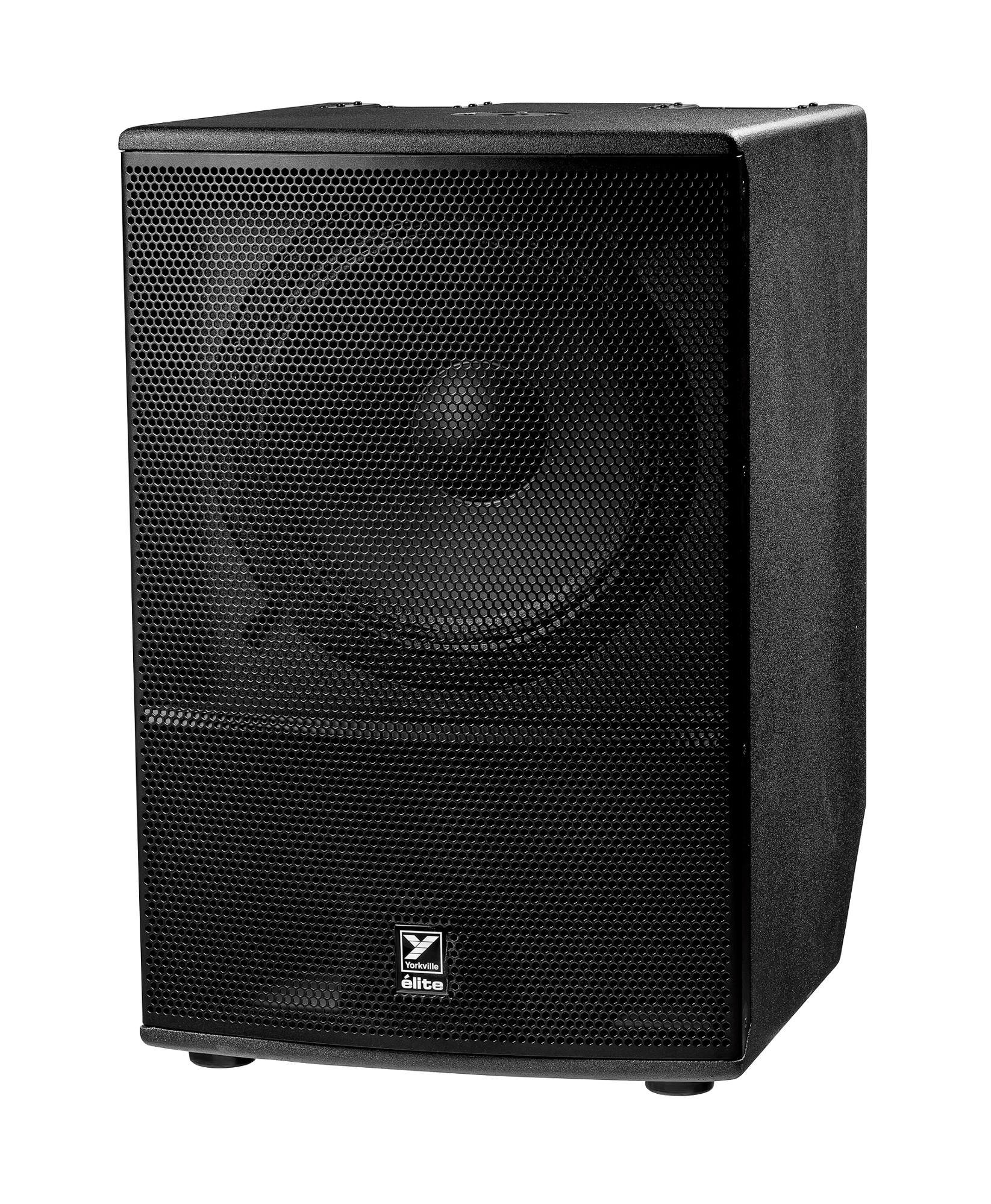 yorkville es18p 1600w 1x 18 powered subwoofer full compass systems. Black Bedroom Furniture Sets. Home Design Ideas