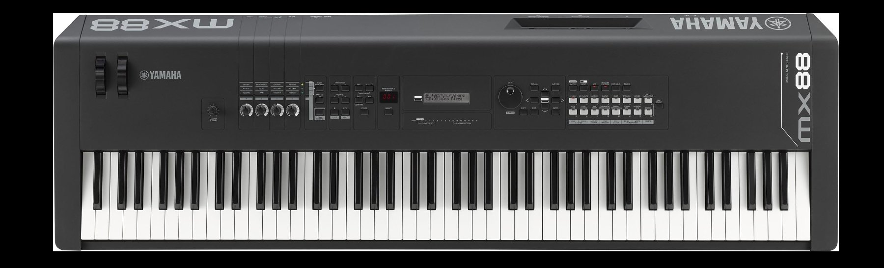 88-Key Music Synthesizer
