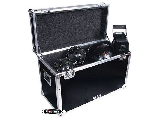 Flight Zone Utility Trunk Touring Case with Wheels