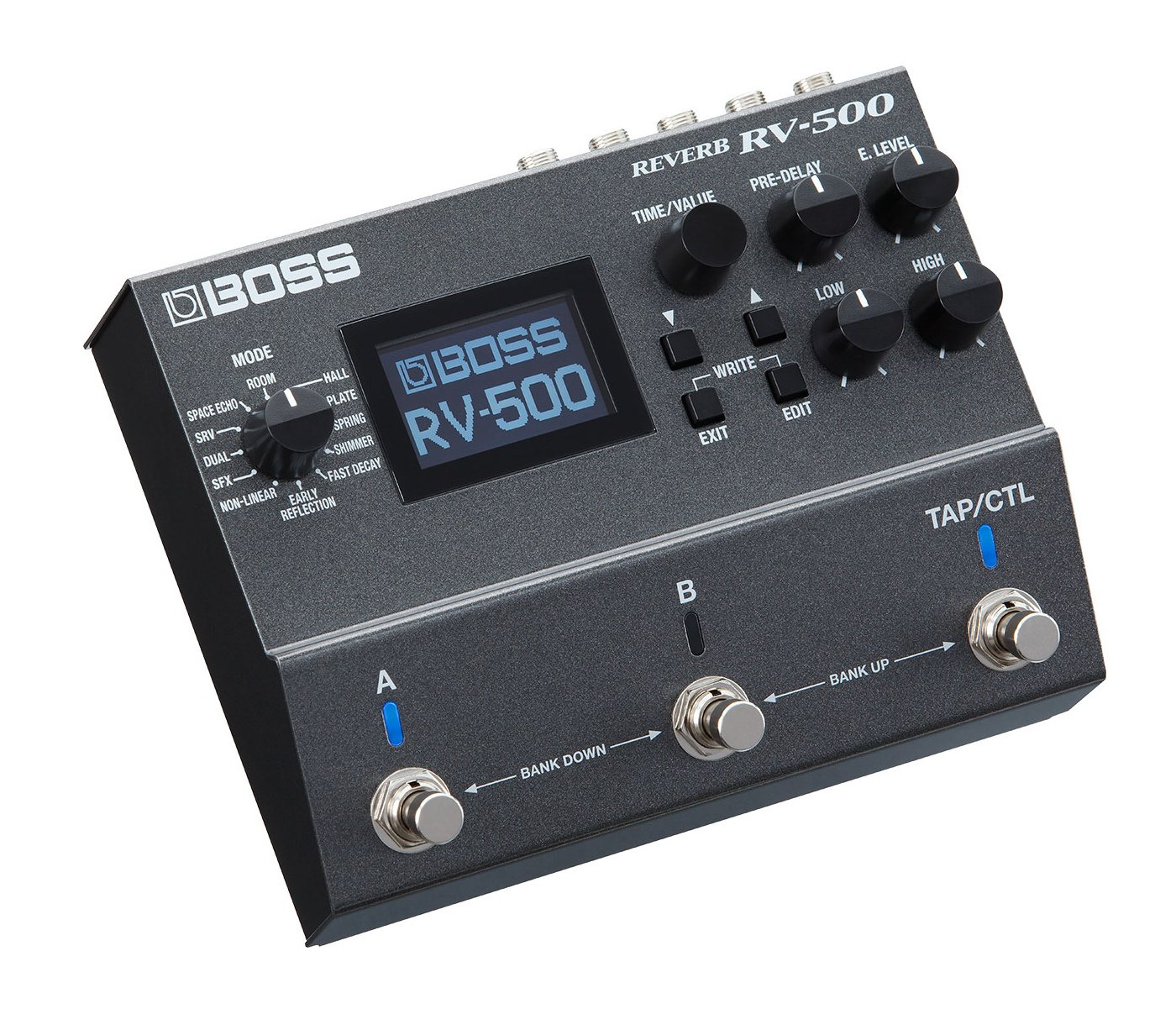 Reverb Multi-Effects Pedal