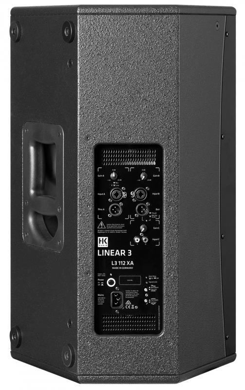 """Linear 3, 12"""" 2-Way Active Speaker"""