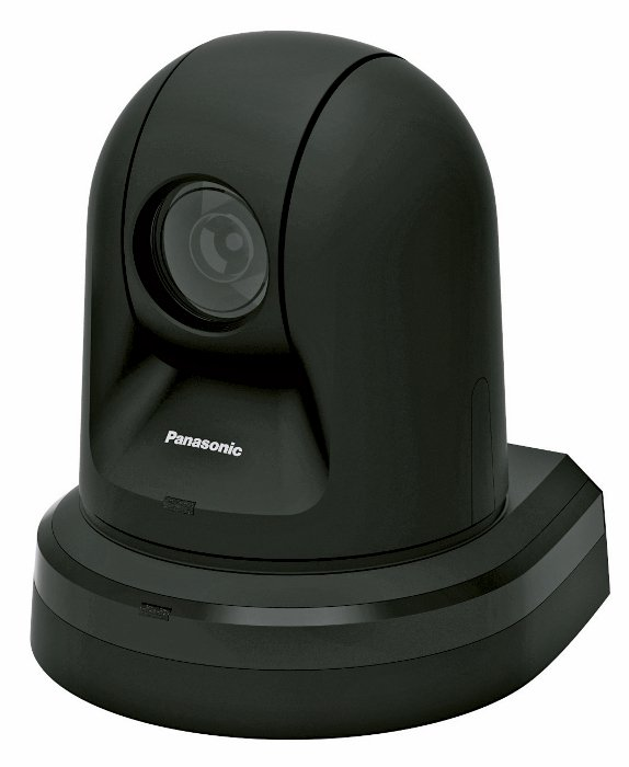 Panasonic AW-HE40SKPJ [RESTOCK ITEM] 30x Zoom HD-SDI PTZ Camera with Black Finish AWHE40SKPJ-RST-01