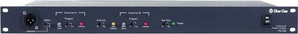 2 Channel Intercom Power Supply