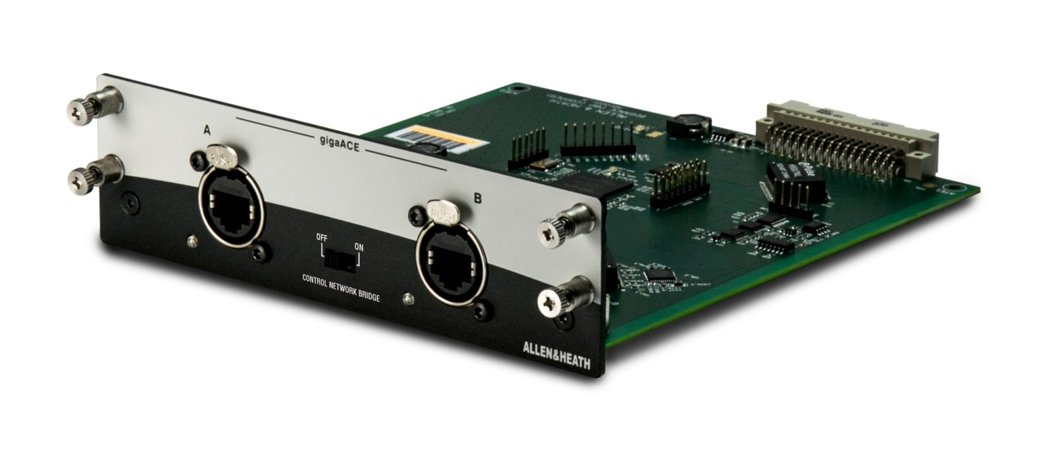 dLive Audio Networking Card