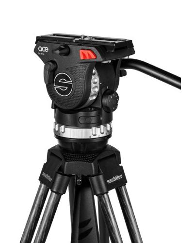 Fluid Head for Digital Cine Style and DSLR Cameras
