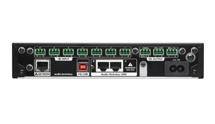 Digital SmartMixer, 6 Channels, w/ USB