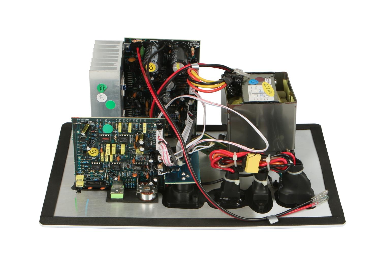 RP6G2 White Amp Assembly