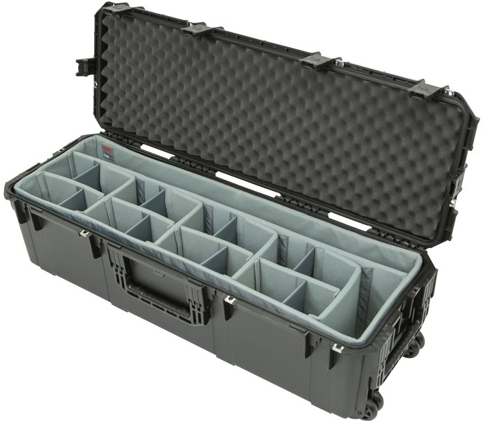 iSeries 4213-12 Case with Think Tank Designed Lighting Stand Dividers