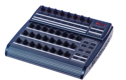 Total Recall USB/MIDI Controller
