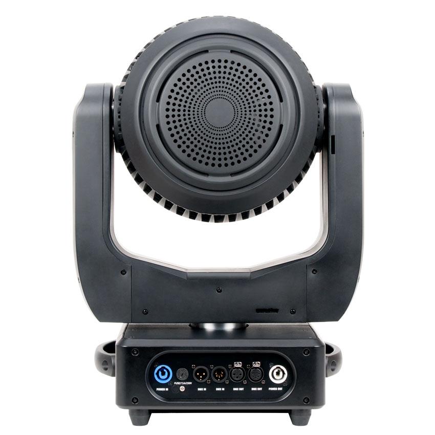 350W RGBW COB Moving Head Wash with Zoom