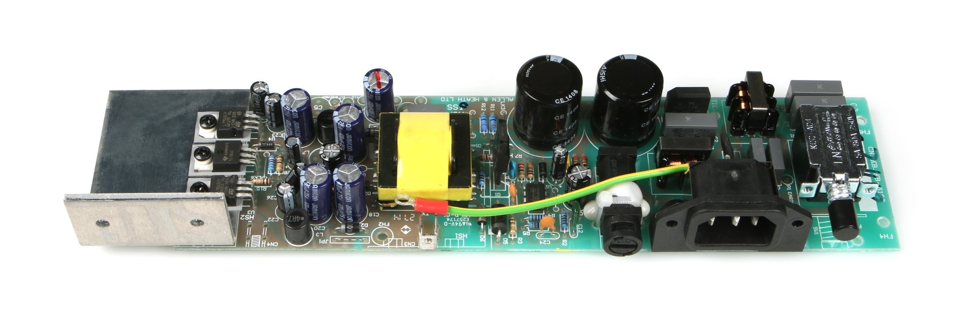 Power Supply PCB Assembly for ZED-24