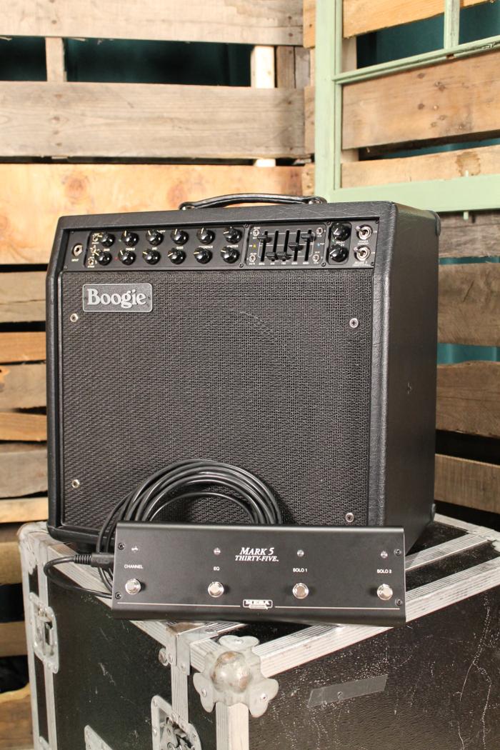 "Guitar Combo Amplifier, 1x12"", 10/25/35W"