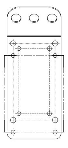 Suspension Kit for CBT Speakers, White