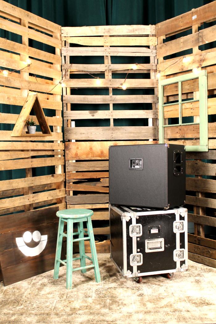 """1 x15"""" 600W Bass Speaker Cabinet"""