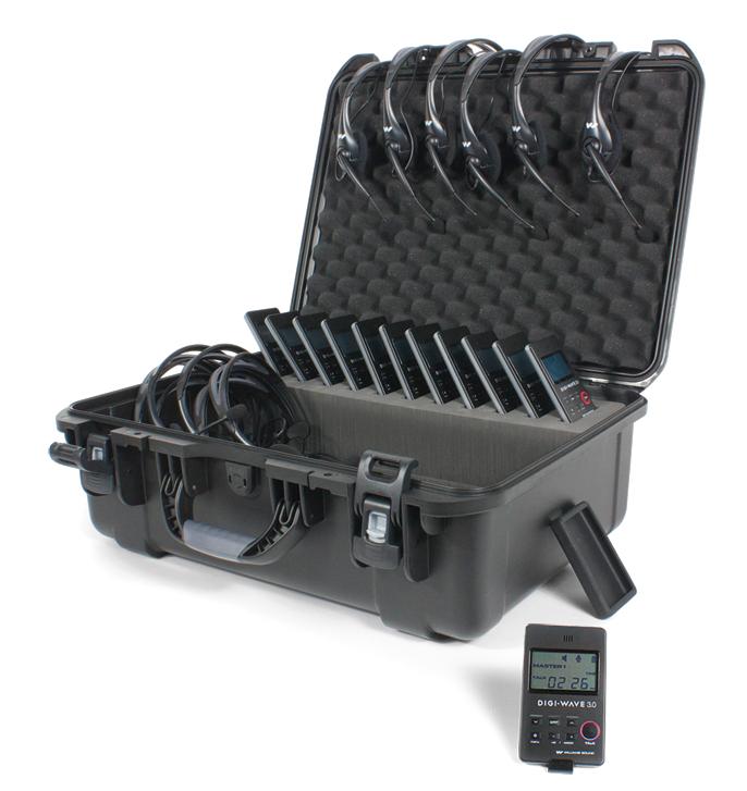 Digi-Wave 300 Series Tour Guide System