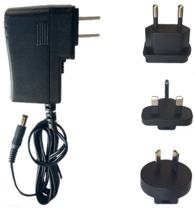 9V 18W Power Adapter for iConnectAUDIO2+, mio4 and mio10