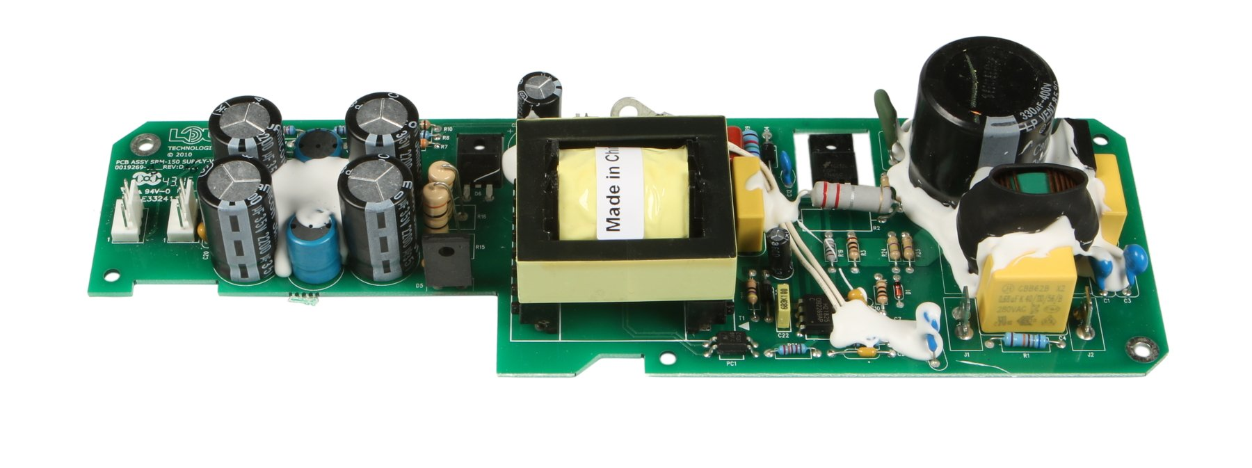 Power Supply PCB for SRM150 and SRM150v2