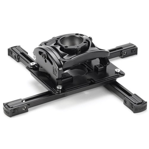 RPA Elite Universal Projector Mount with Keyed Locking in Black - A Version
