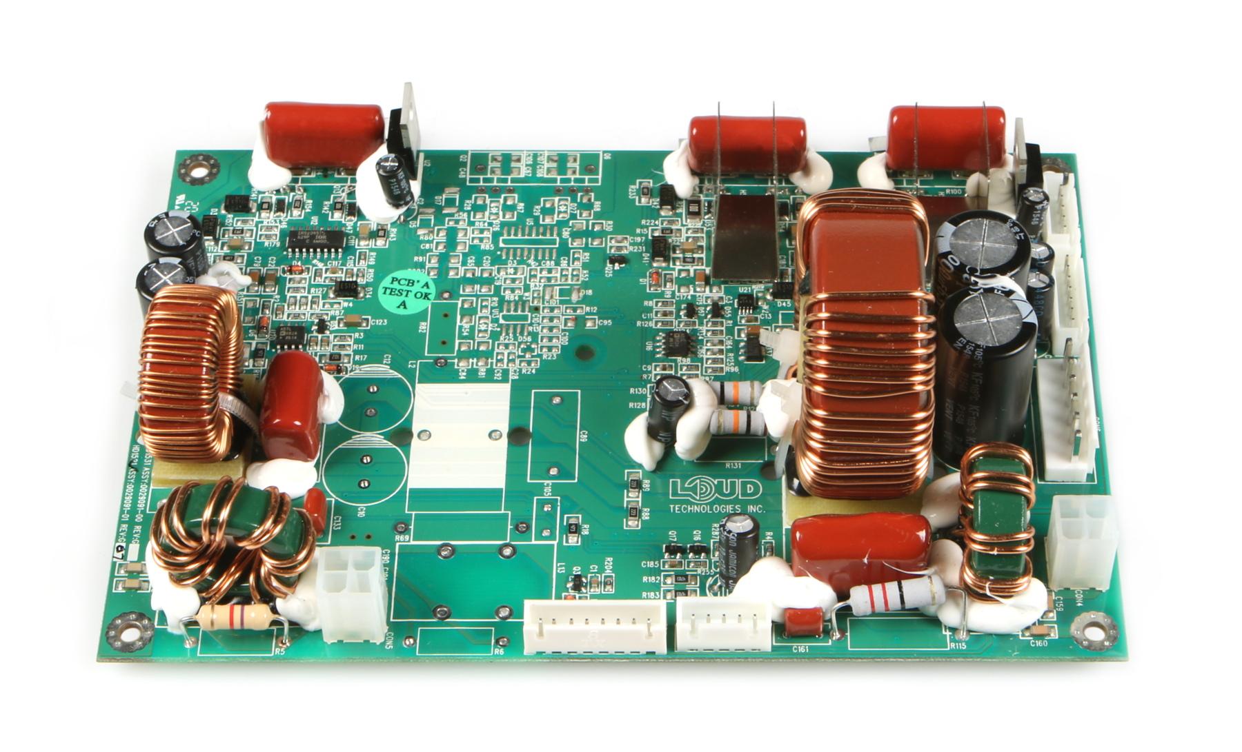 Mackie 0029091-01  SRM150 Power Supply PCB 0029091-01