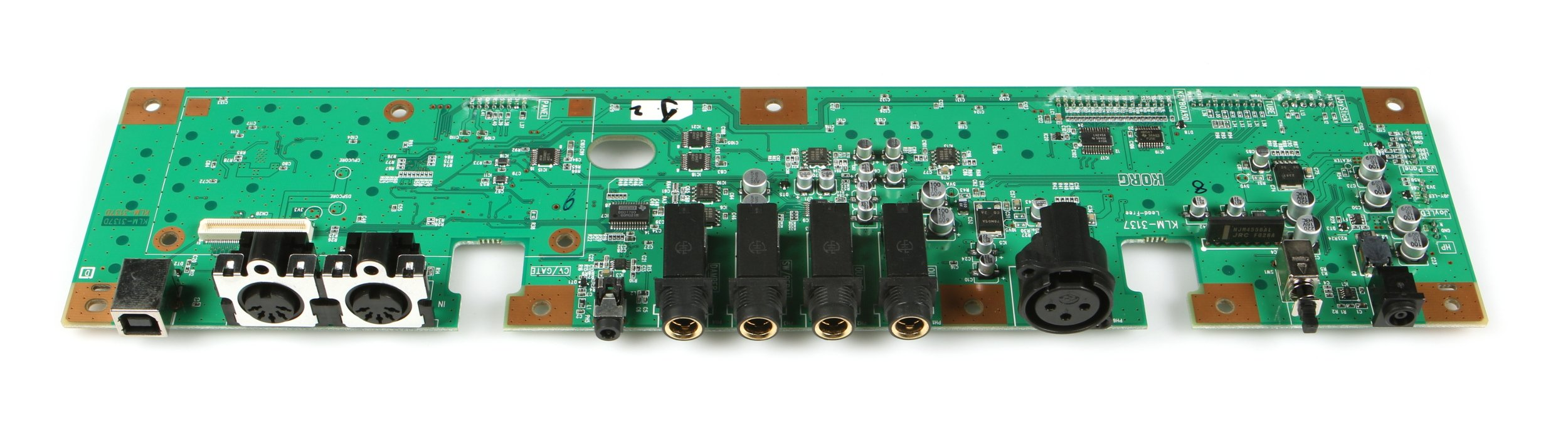 KLM-3137 PCB Assembly for KingKorg