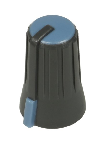 Blue Rotary Knob for EMX Series