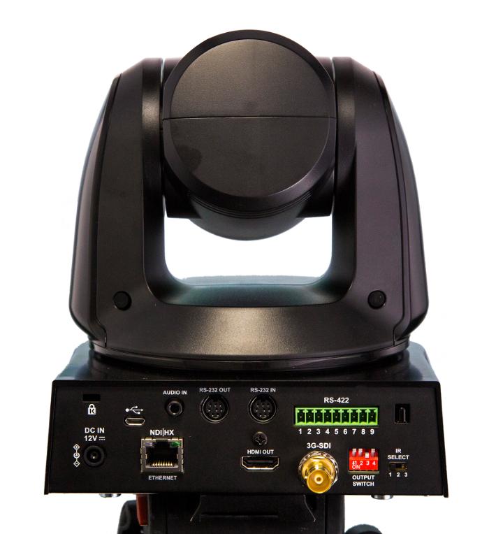 NDI|HX PTZ-1 Camera with 20x Zoom Lens