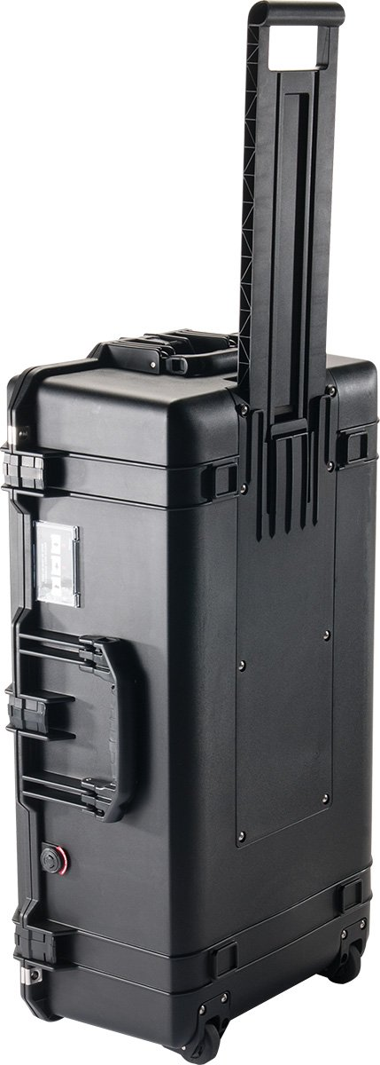 Air Case with Empty Interior, Black