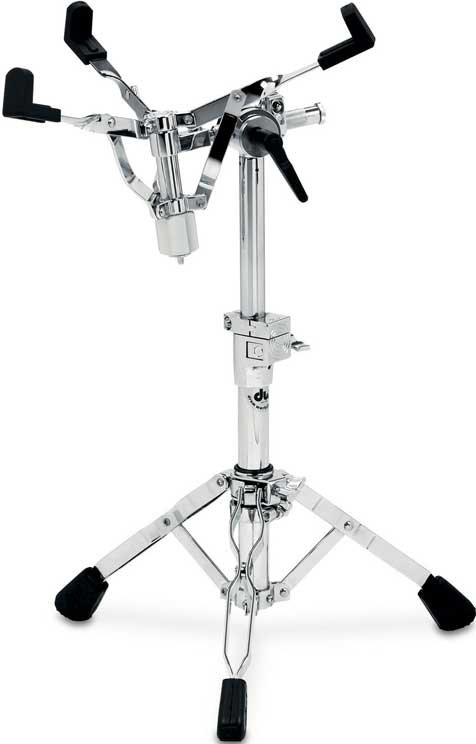 Snare Stand, Double Braced, Offset Basket
