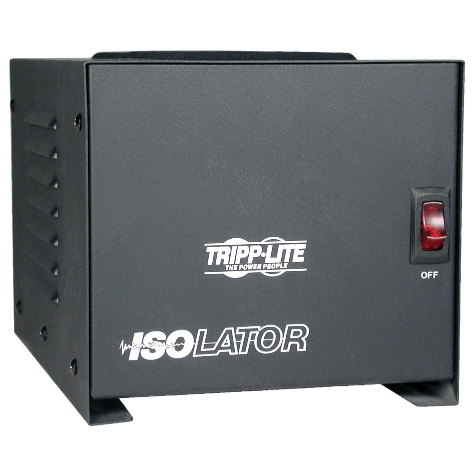 Isolator Series 120V 1000W Isolation Transformer-Based Power Conditioner