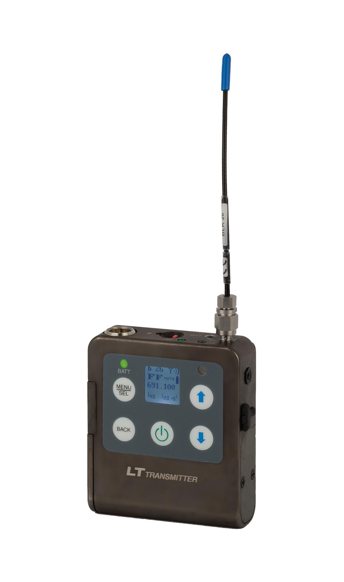 Digital Hybrid Wireless Belt-Pack Mini Transmitter