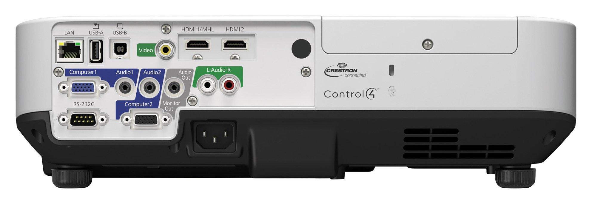 4200 Lumen Wireless WUXGA 3LCD Projector