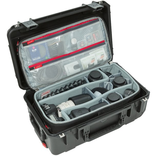 iSeries 2011-7 Case with Think Tank Designed Photo Backpack