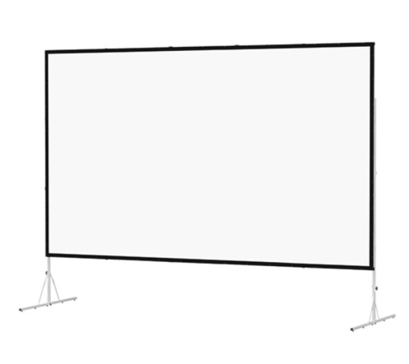 """52"""" x 92"""" 16:9 HDTV Fast-Fold Deluxe Projection Screen"""