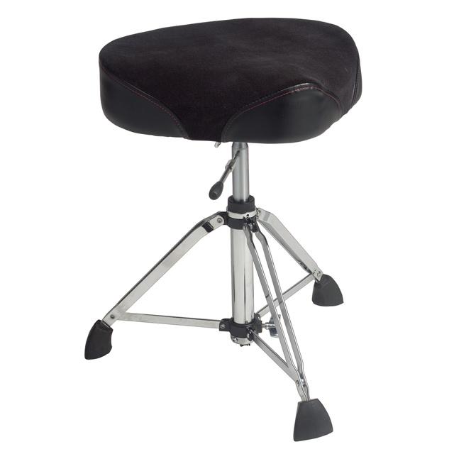 Hydraulic Moto-Style Drum Throne