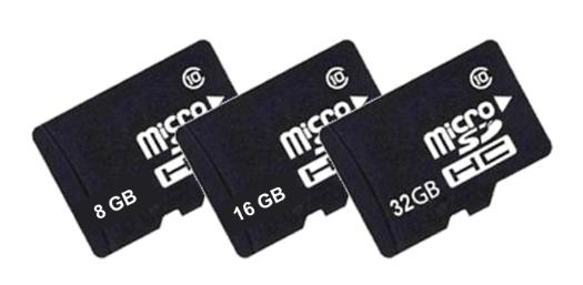 32GB Class 10 MicroSD Card