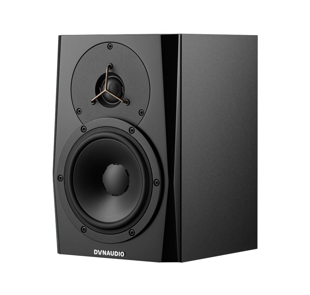 """Nearfield Monitor with 5"""" Woofer, 2 x 50W, in Black"""