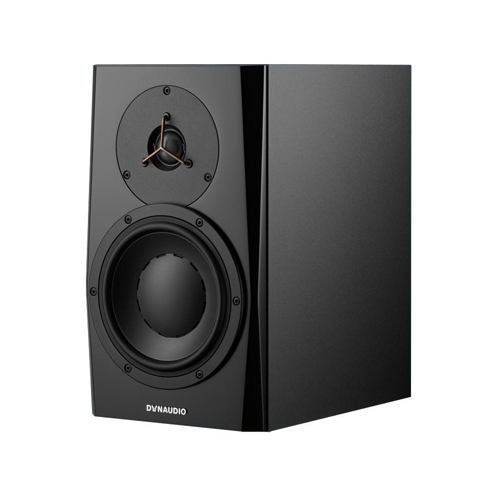 "Nearfield Monitor with 7"" Woofer, 2x 50W, in Black"