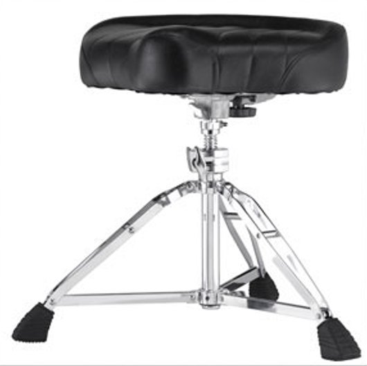Heavy-Duty Motorcycle-Style Drum Throne
