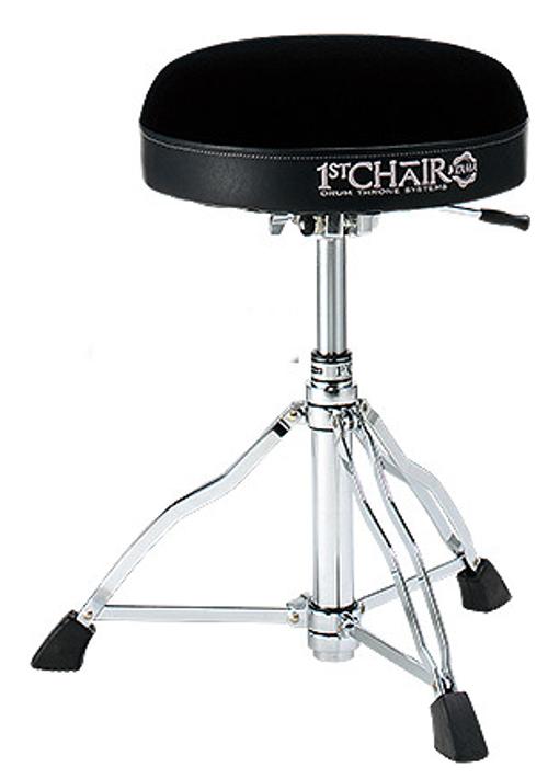 Round Rider Hydraulix Cloth Top Drum Throne
