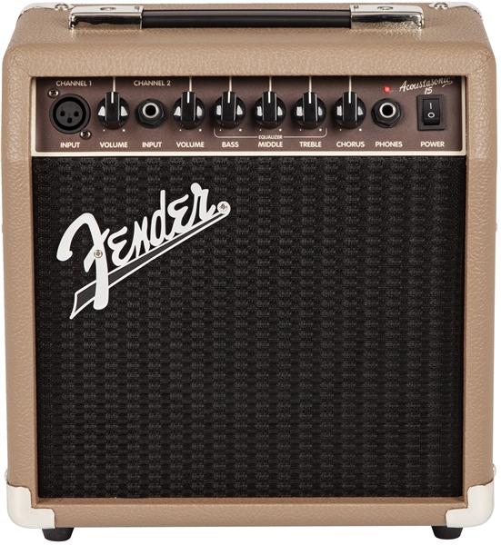 15W Guitar Combo Amplifier